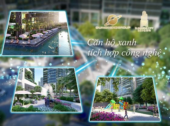 Khám phá sức hút khó cưỡng căn hộ xanh - thông minh Sunshine City Sài Gòn ảnh 1