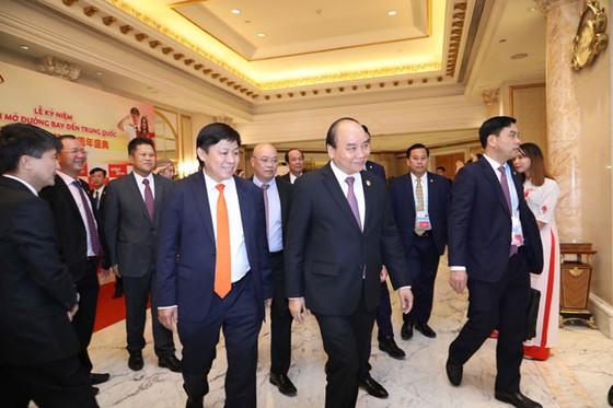 Vietjet kỷ niệm 5 năm mở đường bay đến Trung Quốc ảnh 1