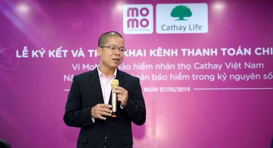 Nộp phí bảo hiểm Cathay Việt Nam trên Ví MoMo ảnh 1