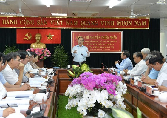 """Khảo sát kênh Nhiêu Lộc Thị Nghè để """"đột phá chỉnh trang đô thị"""" ảnh 3"""