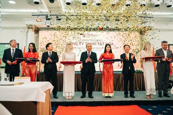 T&T Group khai trương công ty con tại Liên bang Nga ảnh 1