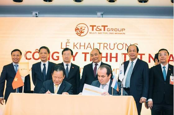 T&T Group khai trương công ty con tại Liên bang Nga ảnh 2
