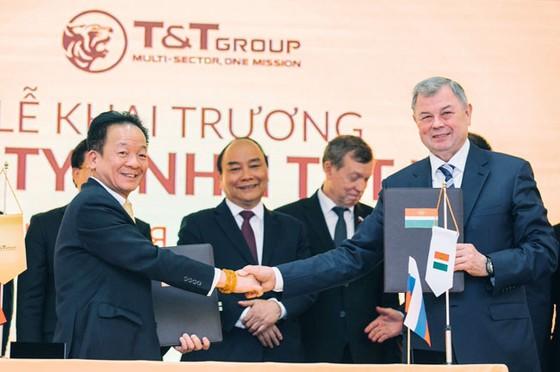 T&T Group khai trương công ty con tại Liên bang Nga ảnh 3