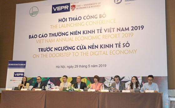 VEPR: Tăng trưởng GDP đạt 6,81% trong năm nay ảnh 1