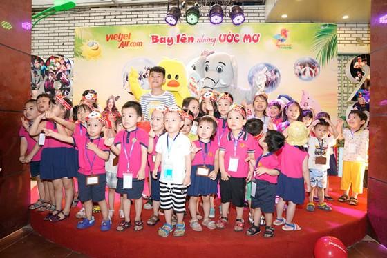Vietjet tổ chức nhiều hoạt động Nhân ngày Quốc tế Thiếu nhi ảnh 3