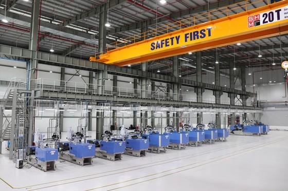 Liên doanh nhựa VinFast - An Phát chính thức hoạt động từ tháng 6 ảnh 1