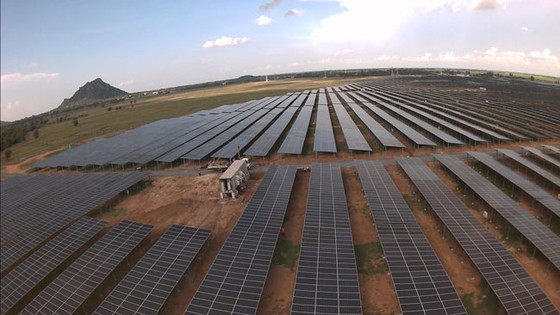 Xung lực mới thị trường điện mặt trời ảnh 2