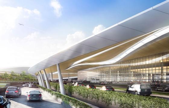 Trung Quốc gia tăng đầu tư sân bay  ảnh 1