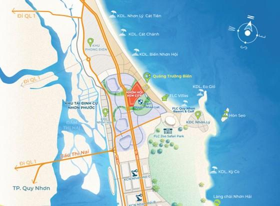 Dân đầu tư tiếc nuối vì không sở hữu được dự án Nhơn Hội - New City ảnh 1