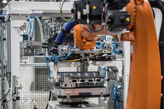 Khám phá bên trong nhà máy sản xuất ô tô VinFast ảnh 6