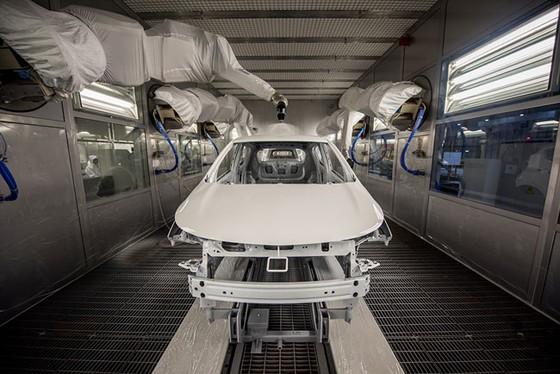 Khám phá bên trong nhà máy sản xuất ô tô VinFast ảnh 7