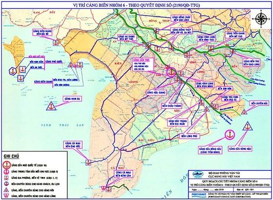 Cảng biển khu vực Nam bộ chưa như kỳ vọng - Bài 2: Tập trung nguồn lực cho cảng cửa ngõ quốc tế ảnh 1