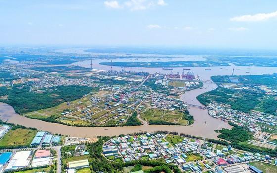 Nam Sài Gòn vẫn là tâm điểm phát triển bất động sản ảnh 1