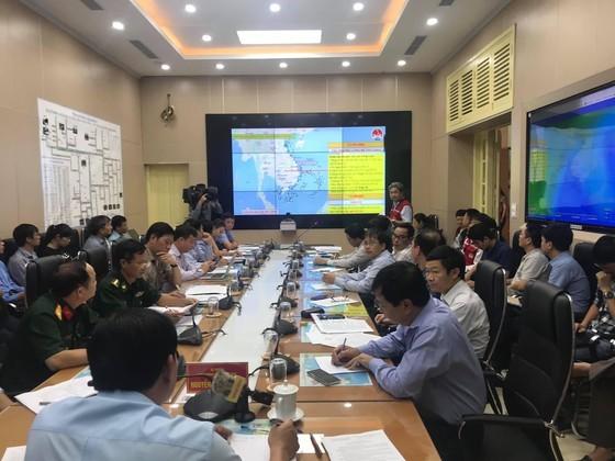 Từ sáng đến trưa mai 30-8, bão số 4 giật cấp 11 đi vào đất liền các tỉnh từ Nghệ An đến Quảng Bình ảnh 4