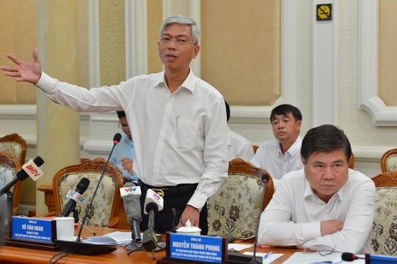 Chủ tịch UBND TPHCM Nguyễn Thành Phong: Chấm dứt giao nhà đầu tư đề xuất dự án ảnh 3