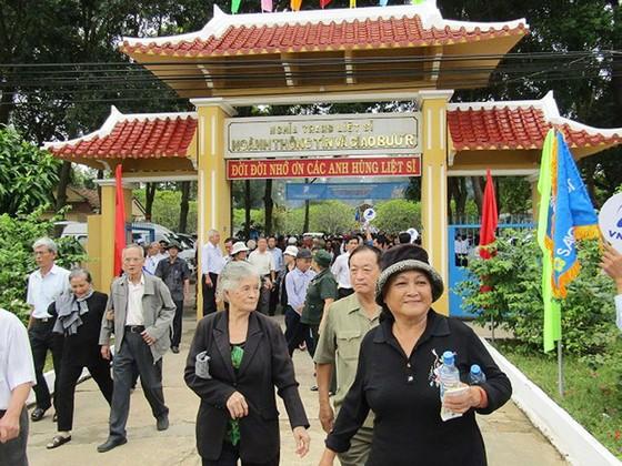 VNPT long trọng tổ chức mít tinh nhân kỷ niệm Ngày Thương binh - Liệt sĩ 27-7  ảnh 3