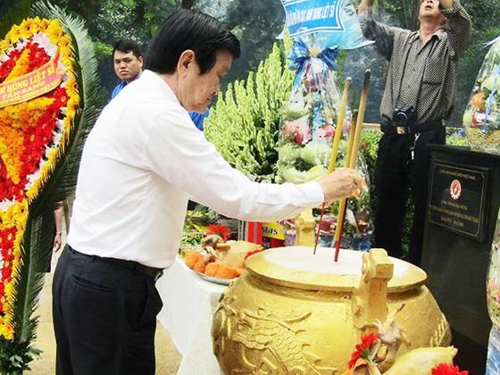 VNPT long trọng tổ chức mít tinh nhân kỷ niệm Ngày Thương binh - Liệt sĩ 27-7  ảnh 2