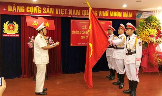 Ra mắt Đồn công an Cảng Hàng không quốc tế Tân Sơn Nhất ảnh 1