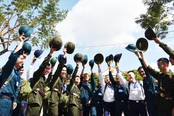 Hội trại tòng quân ở thành phố mang tên Bác ảnh 7