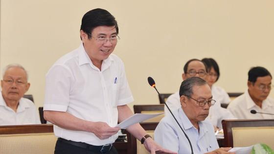 Bí thư Thành ủy TPHCM: Triển khai quyết liệt, đồng bộ và sáng tạo cơ chế, chính sách đặc thù vì cả nước ảnh 3