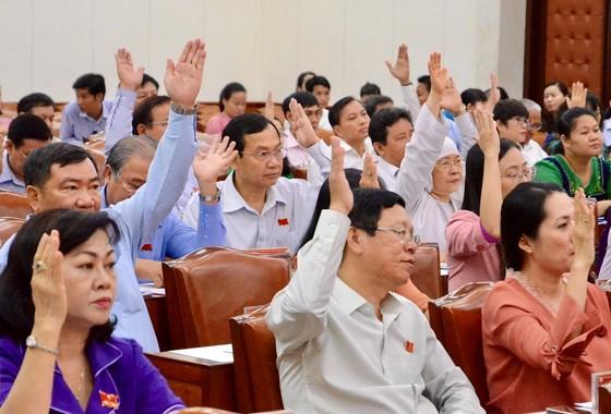 HĐND TPHCM họp bất thường xem xét nhân sự UBND TP ảnh 2