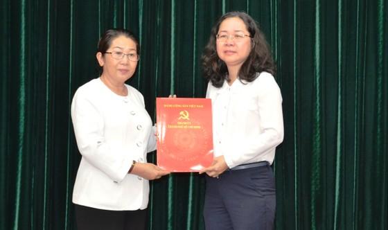 Chủ tịch UBND quận 1 Trần Thế Thuận làm Chánh Văn phòng Thành ủy TPHCM ảnh 1