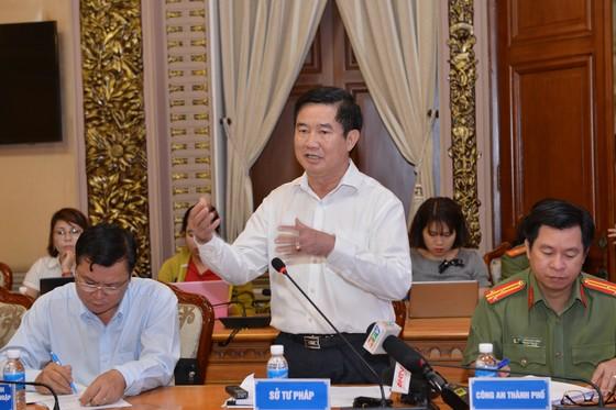 TPHCM xem xét lại mức kỷ luật Tổng Giám đốc Tổng Công ty Nông nghiệp Sài Gòn Lê Tấn Hùng ảnh 2