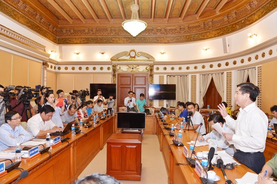 TPHCM xem xét lại mức kỷ luật Tổng Giám đốc Tổng Công ty Nông nghiệp Sài Gòn Lê Tấn Hùng ảnh 1