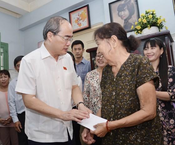 """Gặp Bí thư Thành ủy TPHCM Nguyễn Thiện Nhân, doanh nghiệp """"than"""" về thủ tục hành chính ảnh 4"""