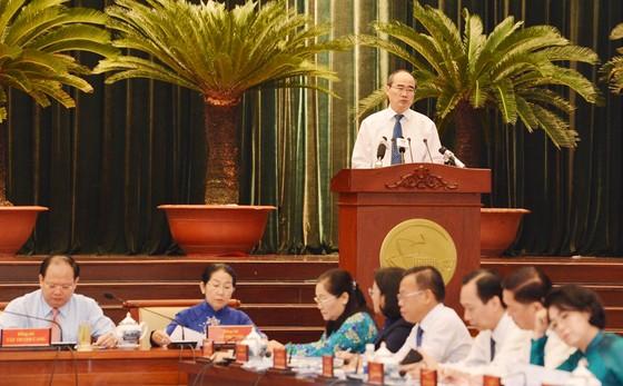 Bí thư Thành ủy TPHCM Nguyễn Thiện Nhân: Cần sửa chữa chân thành, nghiêm túc các sai sót ảnh 3