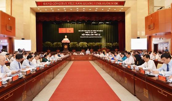 Bí thư Thành ủy TPHCM Nguyễn Thiện Nhân: Cần sửa chữa chân thành, nghiêm túc các sai sót ảnh 1