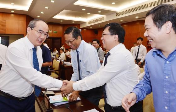 Bí thư Thành ủy TPHCM Nguyễn Thiện Nhân: Cần sửa chữa chân thành, nghiêm túc các sai sót ảnh 5