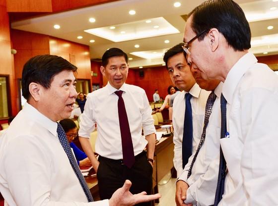 Bí thư Thành ủy TPHCM Nguyễn Thiện Nhân: Cần sửa chữa chân thành, nghiêm túc các sai sót ảnh 6