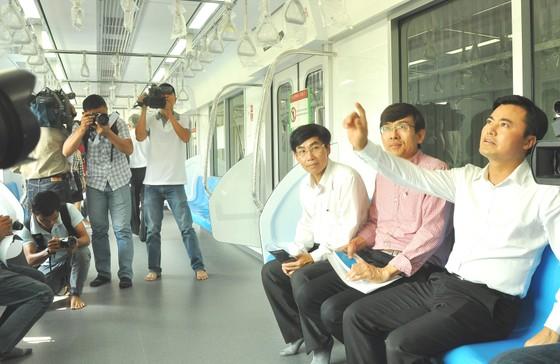 Ông Bùi Xuân Cường trở về làm Trưởng Ban Quản lý Đường sắt đô thị TPHCM ảnh 3