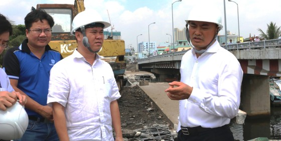Ông Bùi Xuân Cường trở về làm Trưởng Ban Quản lý Đường sắt đô thị TPHCM ảnh 6