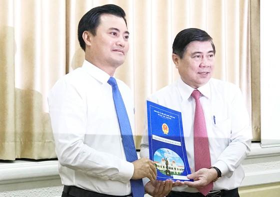 Bí thư Thành ủy TPHCM Nguyễn Thiện Nhân nói về tân Trưởng ban Quản lý đường sắt đô thị TPHCM ảnh 2