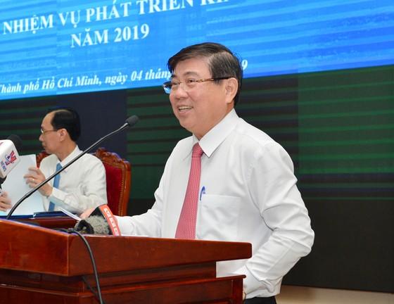 Bí thư Thành ủy TPHCM Nguyễn Thiện Nhân: Có sáng tạo mới có thu nhập tăng thêm ảnh 3