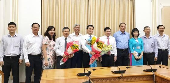 Ông Bùi Xuân Cường trở về làm Trưởng Ban Quản lý Đường sắt đô thị TPHCM ảnh 1