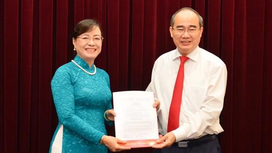 Chủ tịch HĐND TPHCM Nguyễn Thị Quyết Tâm nghỉ hưu ảnh 1