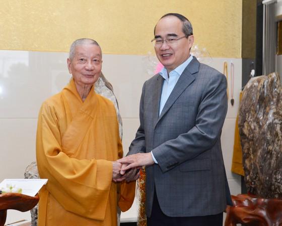 Bí thư Thành ủy TPHCM Nguyễn Thiện Nhân: Giữ nguyên những công trình văn hóa, lịch sử ảnh 1