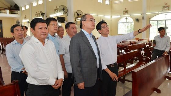 Bí thư Thành ủy TPHCM Nguyễn Thiện Nhân: Giữ nguyên những công trình văn hóa, lịch sử ảnh 2
