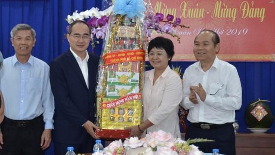 Bí thư Thành ủy TPHCM Nguyễn Thiện Nhân: Đẩy nhanh tiến độ khép kín đường Vành đai 2 ảnh 1