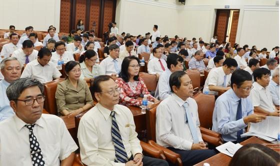 Bí thư Thành ủy TPHCM Nguyễn Thiện Nhân: Triệt để, đồng bộ và tăng tốc cải cách hành chính ảnh 2