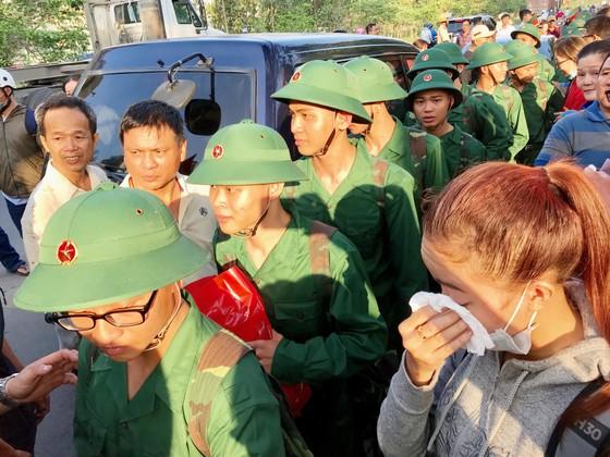 Gần 4.400 thanh niên TPHCM lên đường nhập ngũ ảnh 9