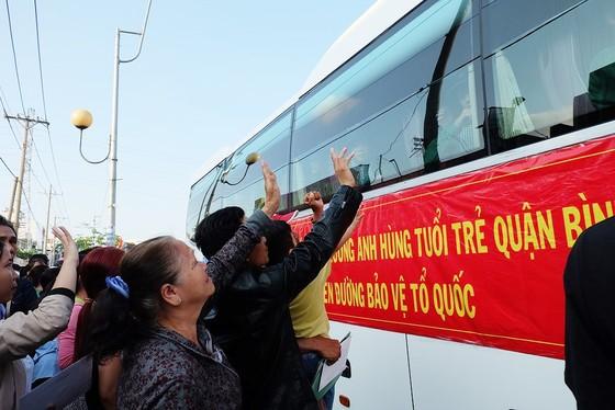 Gần 4.400 thanh niên TPHCM lên đường nhập ngũ ảnh 11