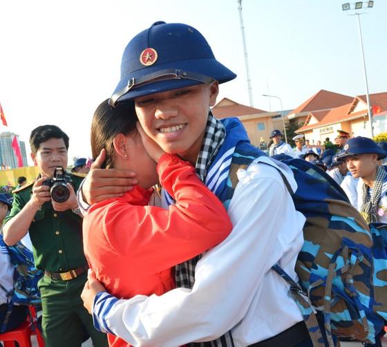 Gần 4.400 thanh niên TPHCM lên đường nhập ngũ ảnh 15