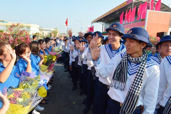 Gần 4.400 thanh niên TPHCM lên đường nhập ngũ ảnh 20