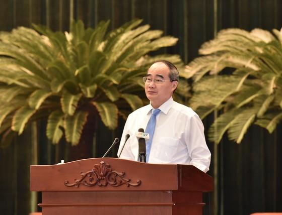 Hội nghị Thành ủy TPHCM bàn kế hoạch nhân sự cho nhiệm kỳ tới ảnh 1
