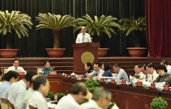 Hội nghị Thành ủy TPHCM bàn kế hoạch nhân sự cho nhiệm kỳ tới ảnh 2