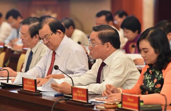 Hội nghị Thành ủy TPHCM bàn kế hoạch nhân sự cho nhiệm kỳ tới ảnh 3